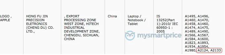 Una filtración revela un nuevo iPad mini 5 y un iPad más barato 41