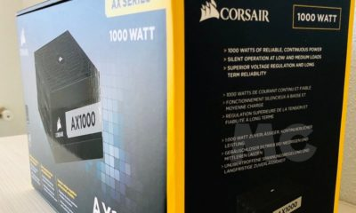 Corsair AX1000 80 Plus Titanium, análisis: potencia silenciosa 123