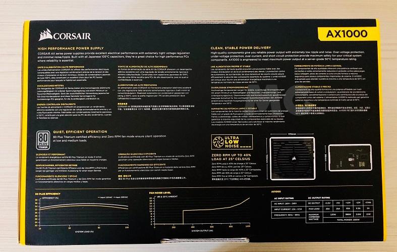 Corsair AX1000 80 Plus Titanium, análisis: potencia silenciosa 34