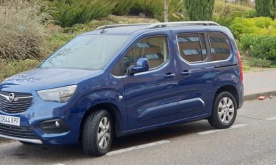 Opel Combo Life, compenetrado 132