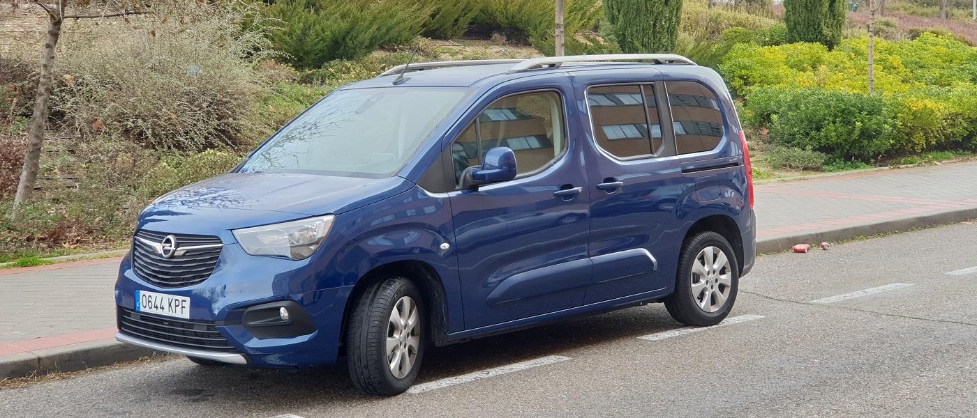 Opel Combo Life, compenetrado 29
