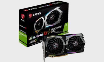 GeForce GTX 1660: imágenes y especificaciones definitivas 123