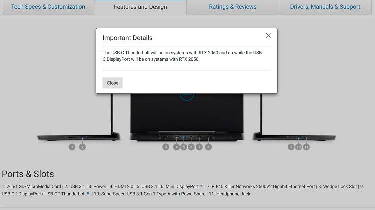 Dell confirma la GeForce RTX 2050: todo lo que sabemos 30