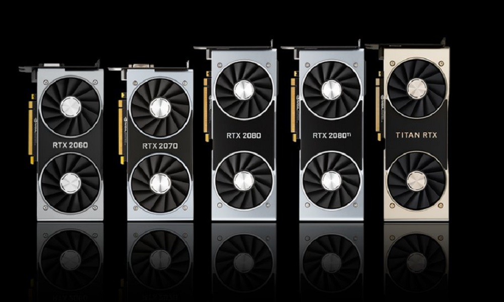 Las GeForce RTX serie 20 empiezan a bajar de precio 32