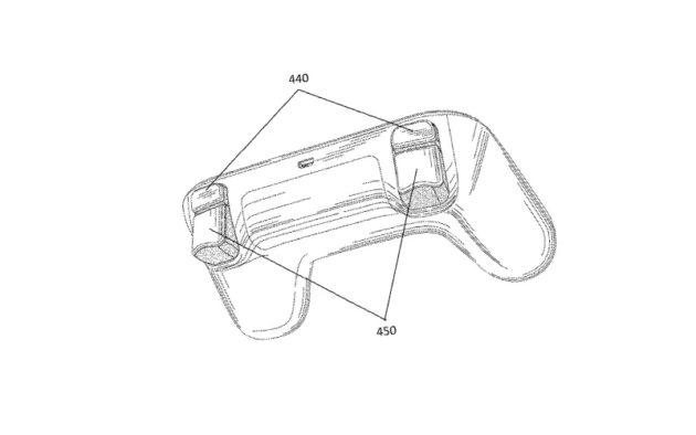Google patenta un mando para su servicio de streaming de juegos 30