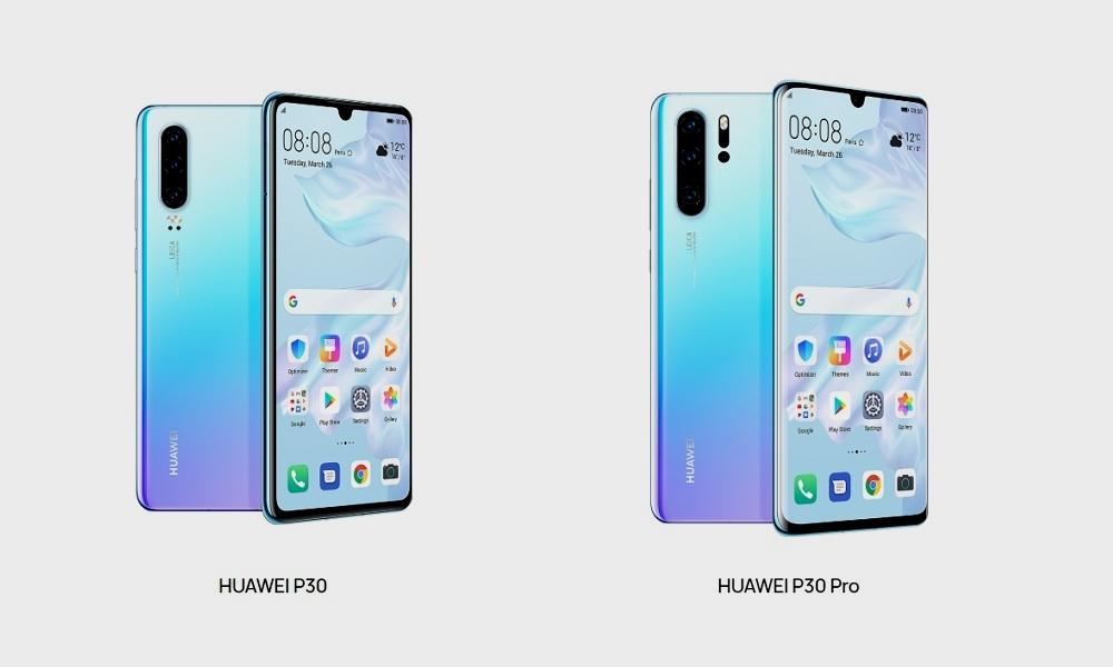 Huawei P30 y Huawei P30 Pro: especificaciones y precio 30