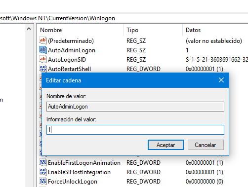 Cómo iniciar sesión en Windows 10 automáticamente sin perder tiempo 40