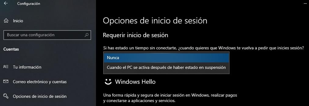 Cómo iniciar sesión en Windows 10 automáticamente sin perder tiempo 54