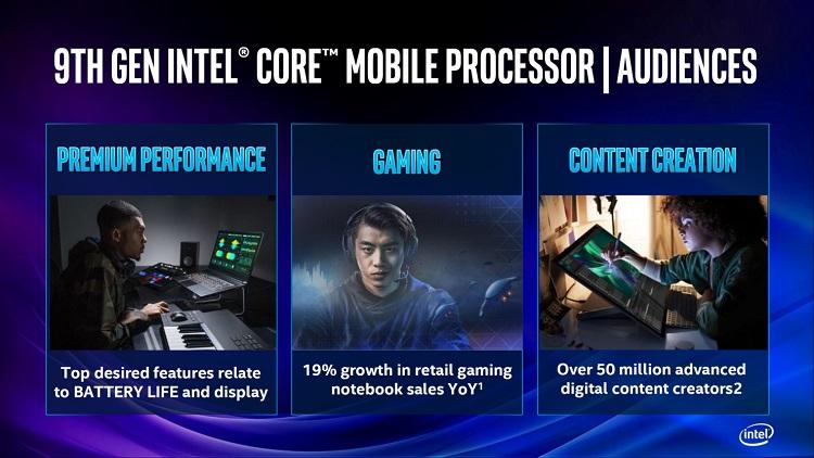 Intel presenta nuevos procesadores Core 9000 para portátiles: 8 núcleos y 16 hilos 29