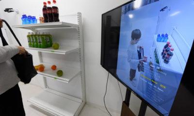 Japón Cámara IA Predicción Robos