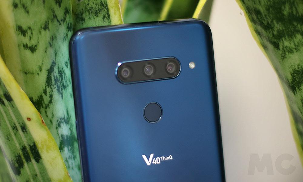 LG V40 ThinQ, análisis: juega con sus cinco cámaras 42