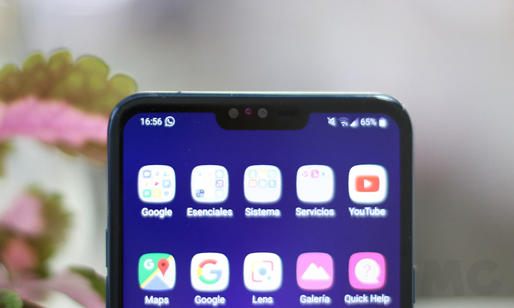 LG V40 ThinQ, análisis: juega con sus cinco cámaras 72