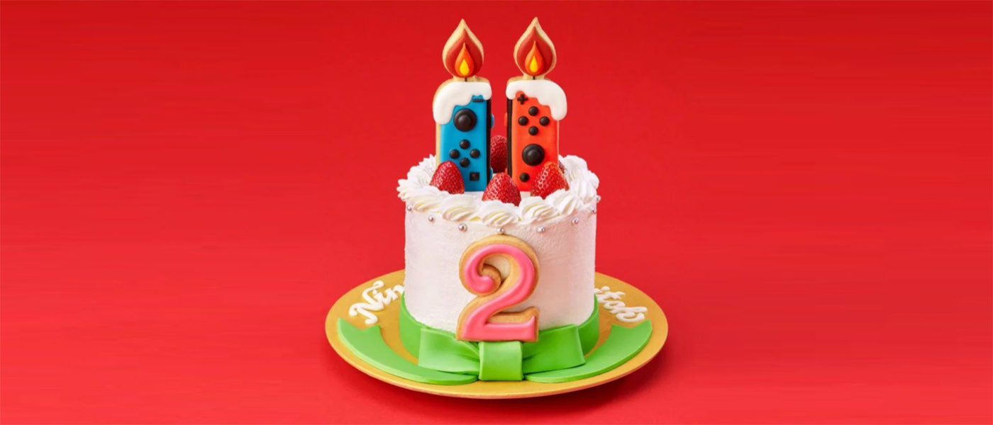 Nintendo Switch Aniversario