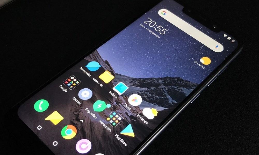 Pocophone F1 Lite: especificaciones de lo nuevo de Xiaomi 31