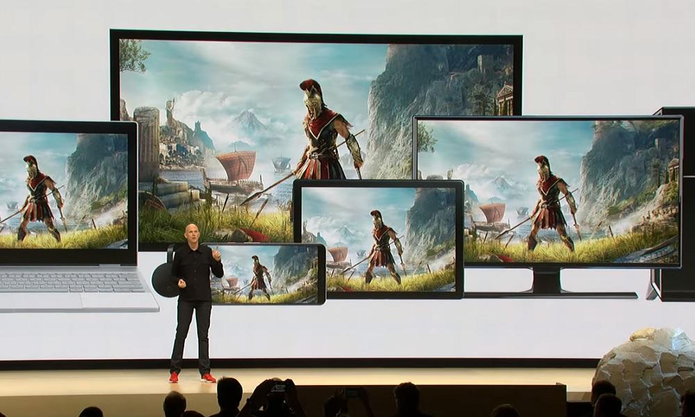 Busca reiventar el mundo del 'gaming' en línea — Google lanza Stadia