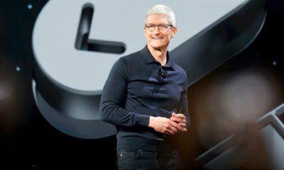 Tim Cook dice que Apple trabaja en productos innovadores y sorprendentes 47