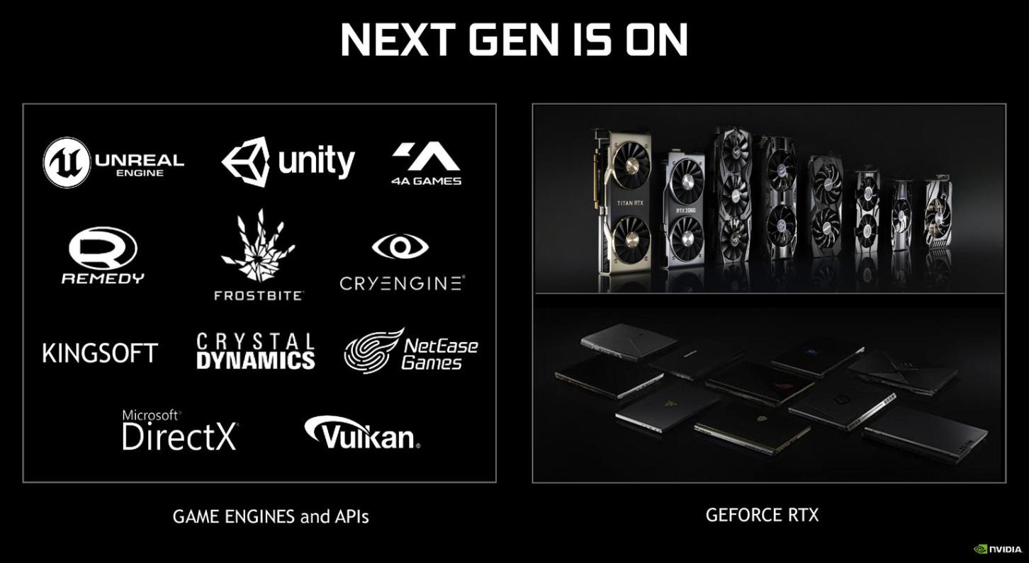 NVIDIA llevará el trazado de rayos a gráficas GTX 34