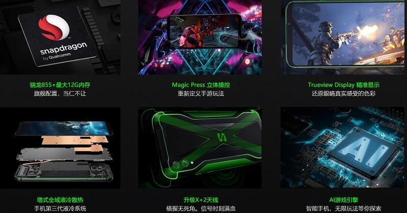 Xiaomi Black Shark 2: especificaciones y precio de este nuevo smartphone gaming 31