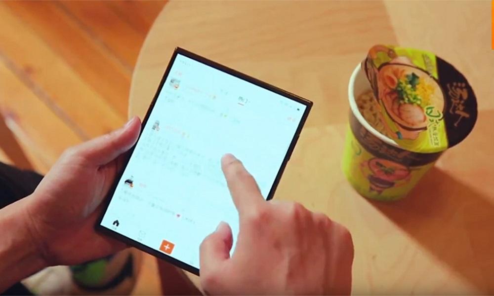 El Xiaomi Mi Fold aparece en un nuevo vídeo promocional 28
