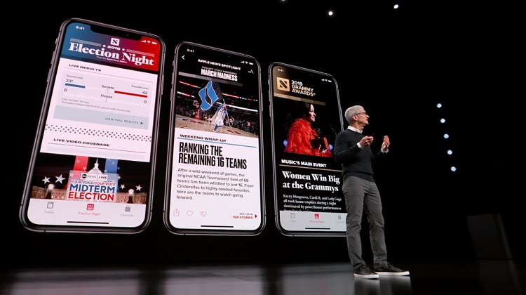 Apple News+: disfruta de tus revistas favoritas en tu iPhone o iPad 51