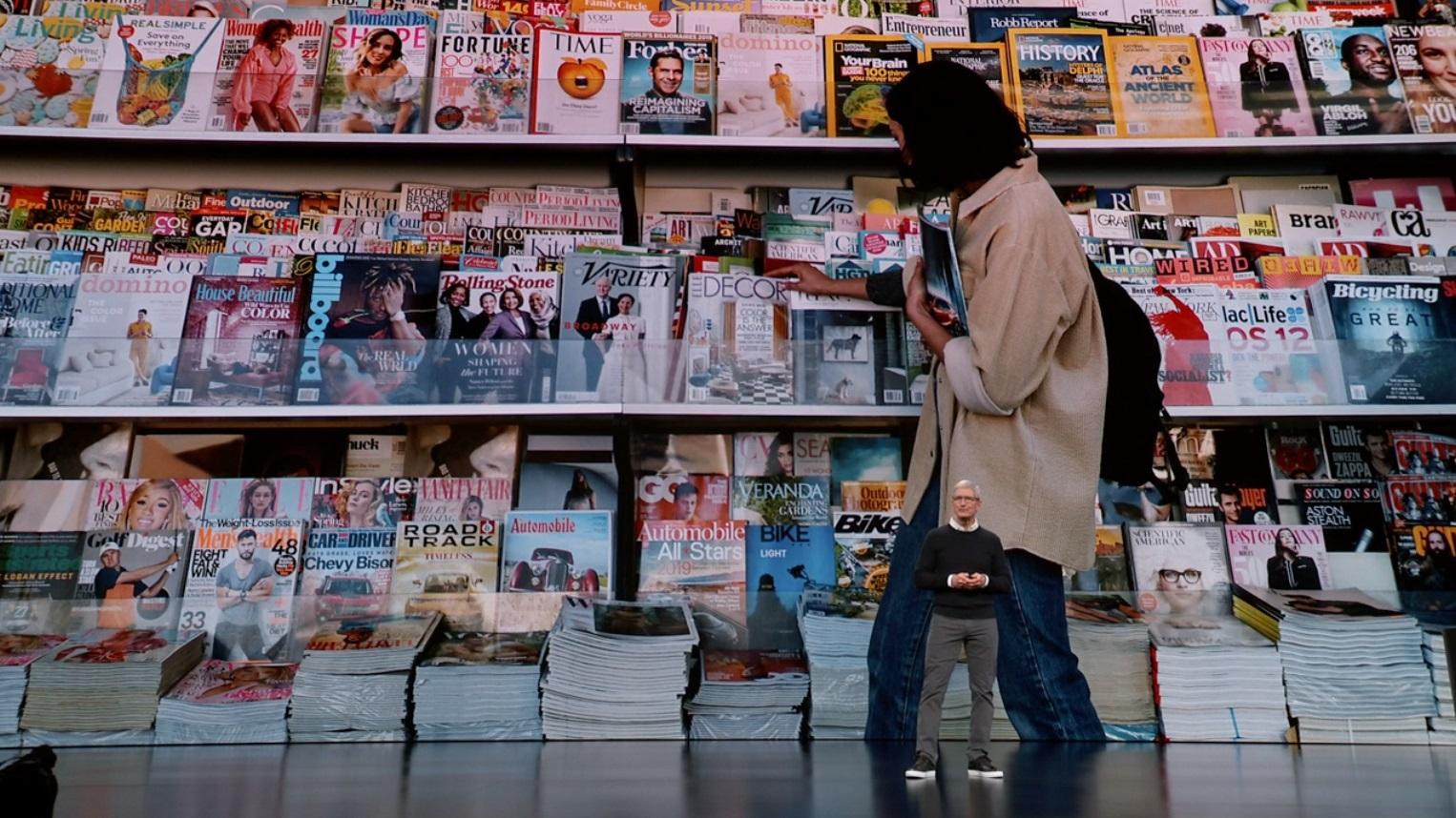 Apple News+: disfruta de tus revistas favoritas en tu iPhone o iPad 39