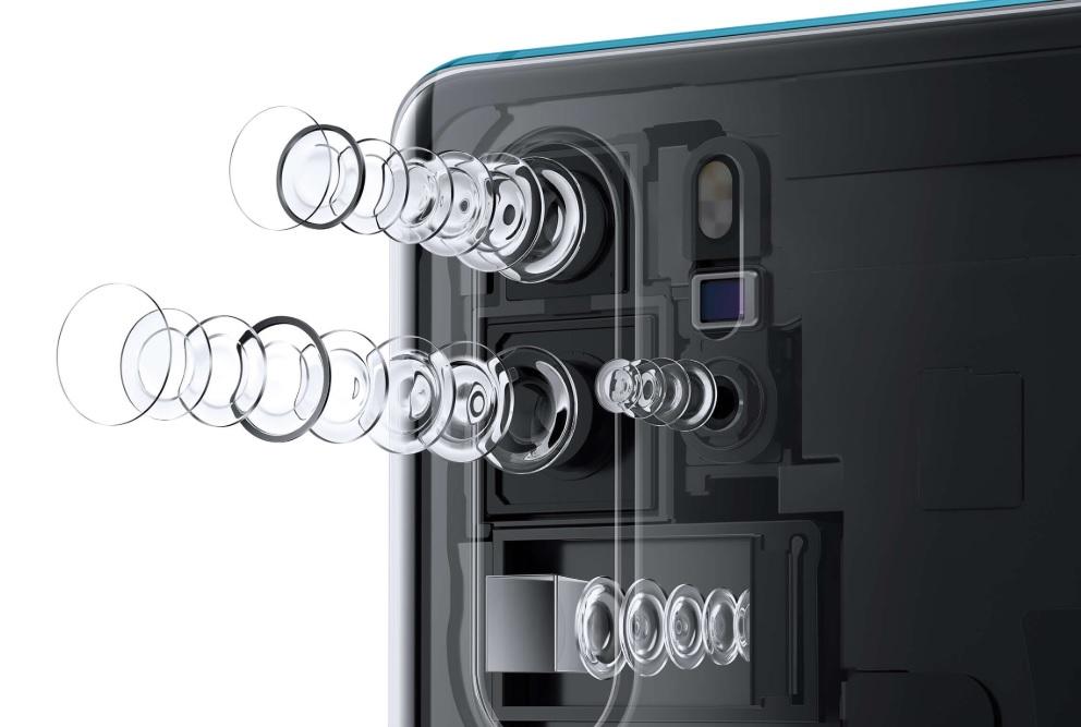 Huawei P30 y Huawei P30 Pro: especificaciones y precio 35