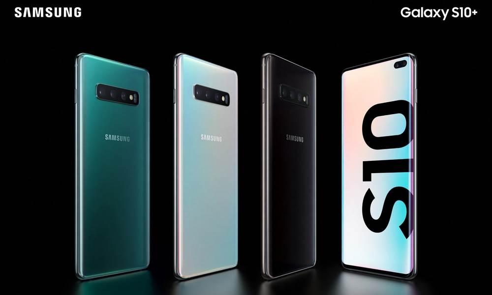 Revelado el coste de producción del Galaxy S10+ 27