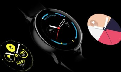 Samsung Galaxy Watch Active ya disponible en España: características y precio 86