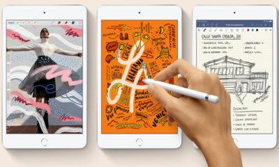 iPad Air e iPad mini 2019
