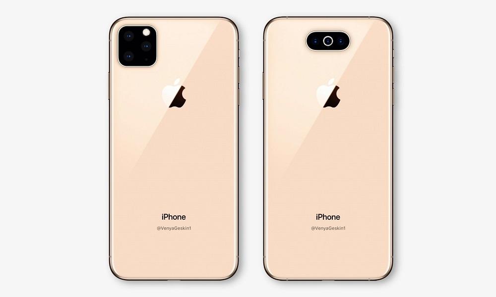 El iPhone 11 tendrá tres cámaras traseras, Apple sube el listón 27