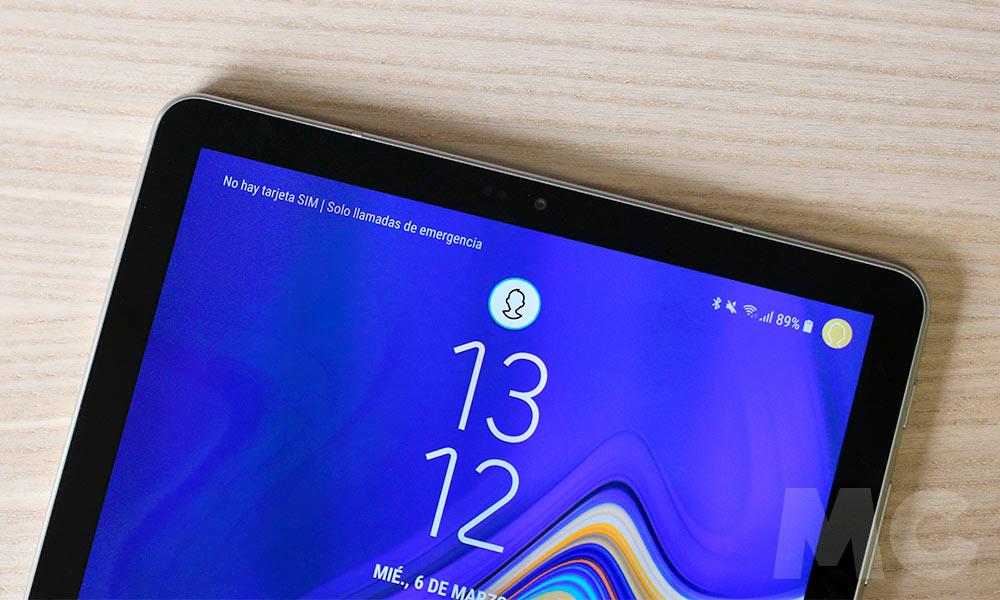 Samsung Galaxy Tab S4, análisis 41
