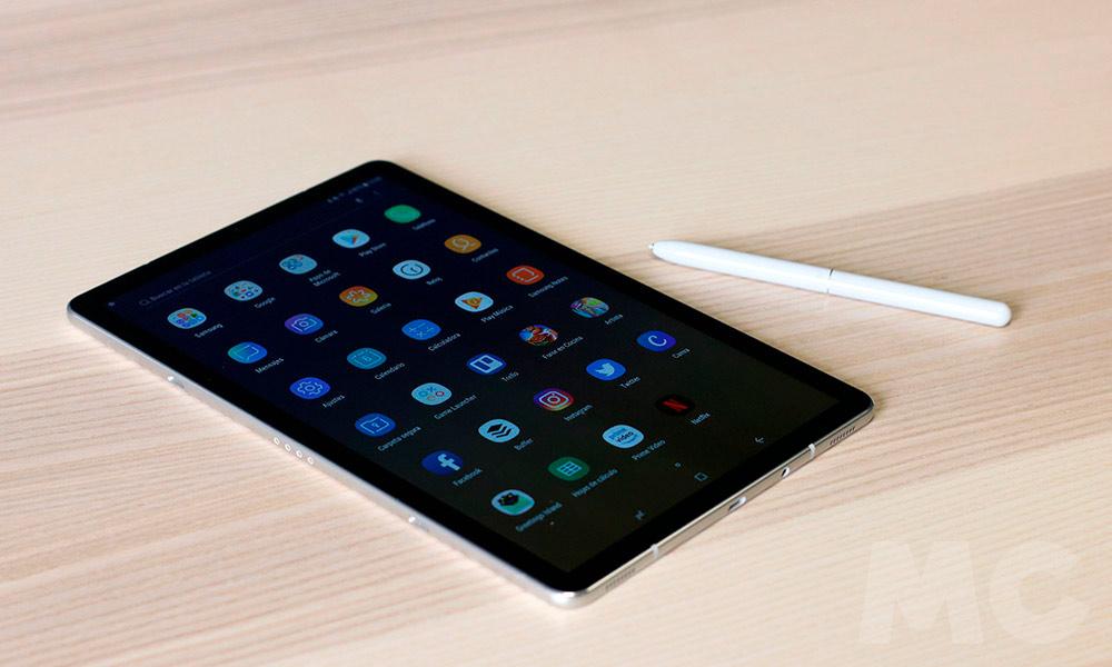Samsung Galaxy Tab S4, análisis 37