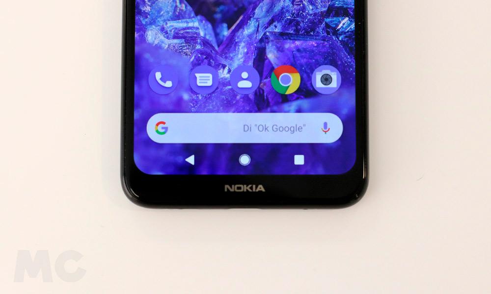 Nokia 5.1 Plus, análisis: Contención y rendimiento 35