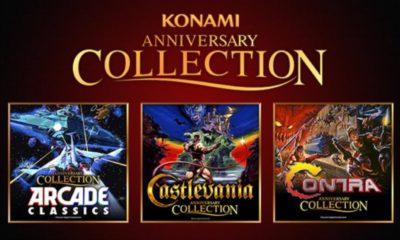 konami anniversary colection