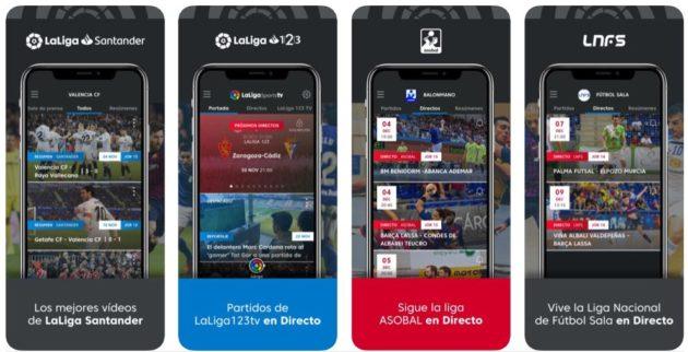 LaLigaSports TV, un nuevo servicio de streaming con mucho más que fútbol 34