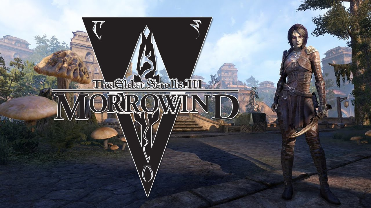 Consigue gratis The Elder Scrolls III: Morrowind para PC durante tiempo limitado
