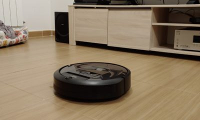 Roomba i7+ de iRobot, análisis: El robot que se aspira 50