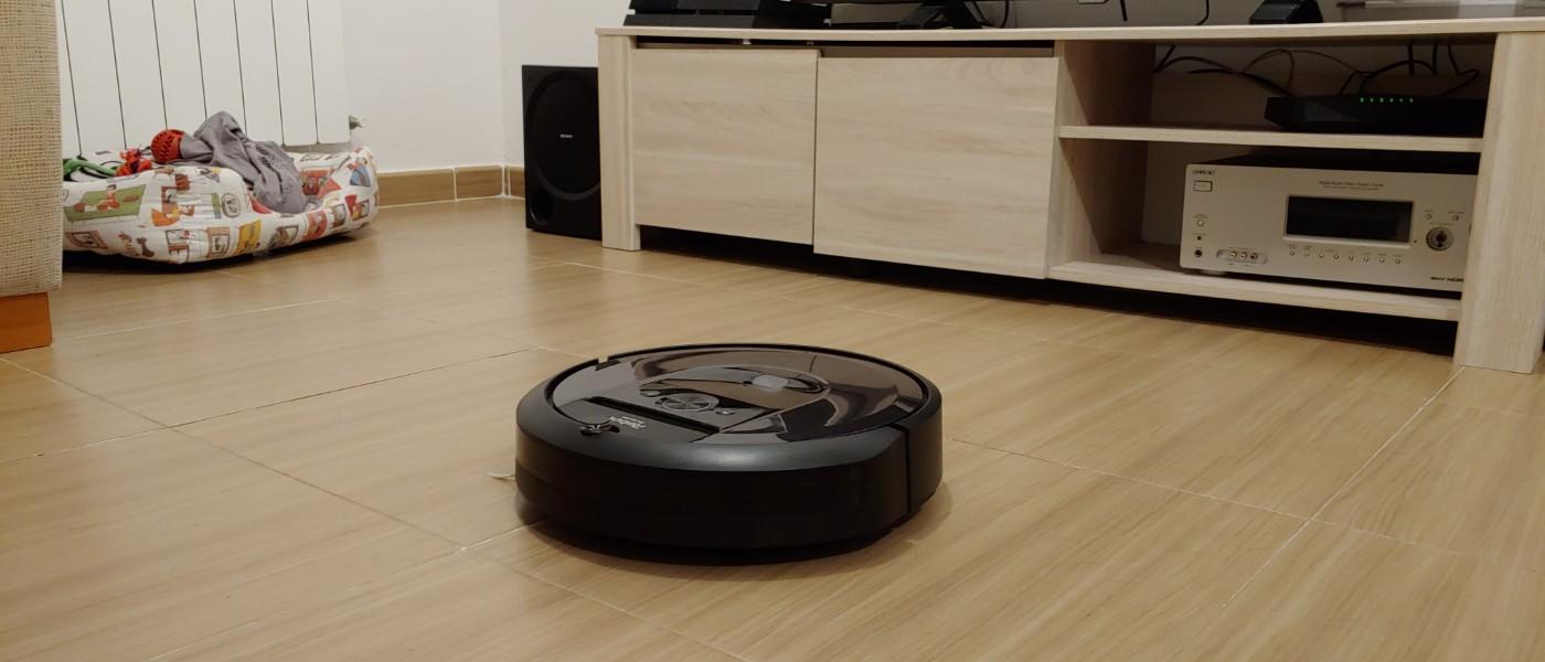 Roomba i7+ de iRobot, análisis: El robot que se aspira 30