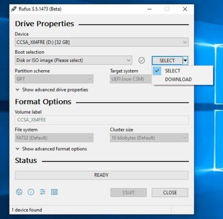 Rufus 3.5, la mejor herramienta para trabajar con ISOs de Windows se actualiza 39