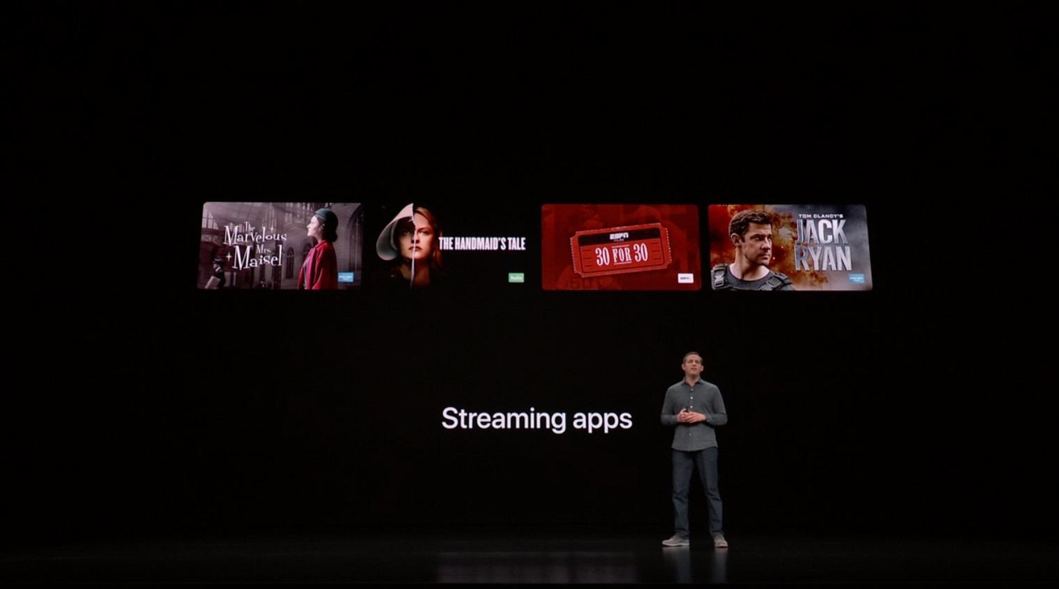 Apple TV Channels y Apple TV+: integración de servicios y contenidos exclusivos 35
