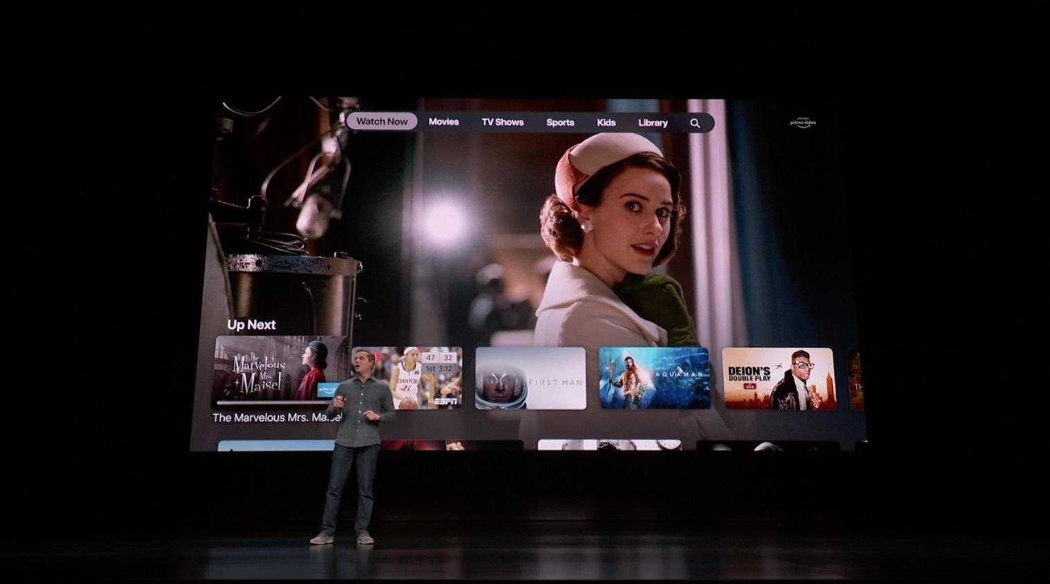 Apple TV Channels y Apple TV+: integración de servicios y contenidos exclusivos 37