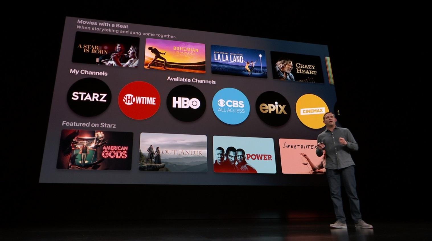 Apple TV Channels y Apple TV+: integración de servicios y contenidos exclusivos 39