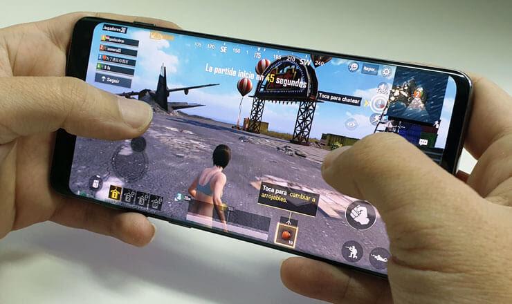 Los cinco mejores juegos Android para jugar en el Samsung Galaxy S10 Plus