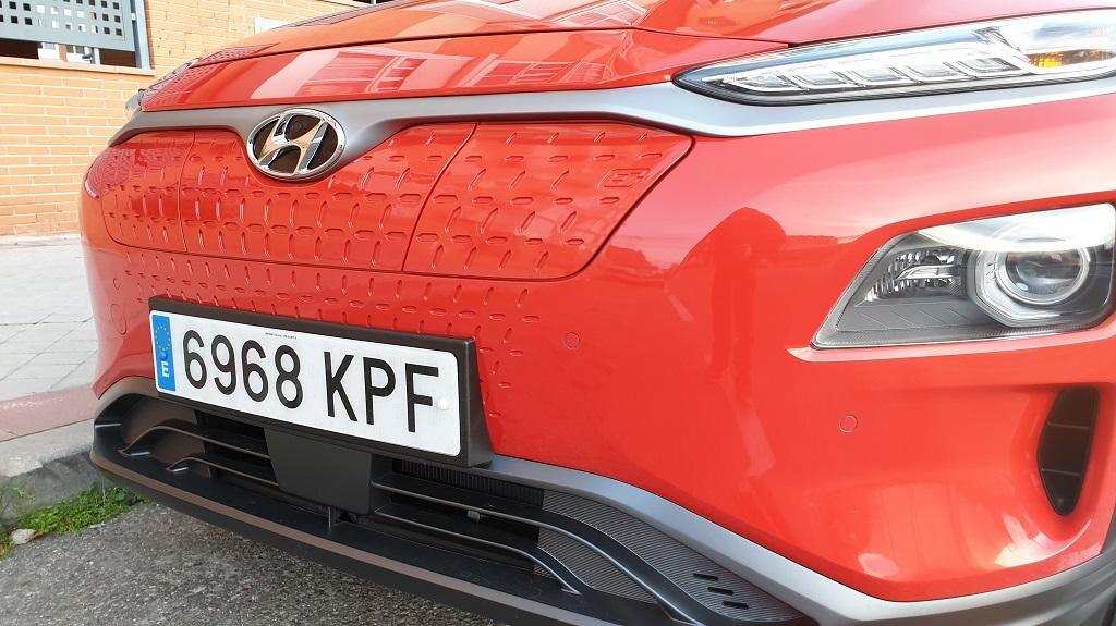 Hyundai Kona EV, cerca 50