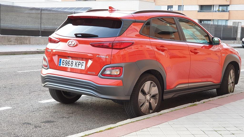 Hyundai Kona EV, cerca 32