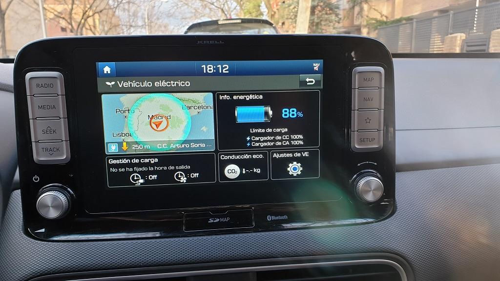Hyundai Kona EV, cerca 58