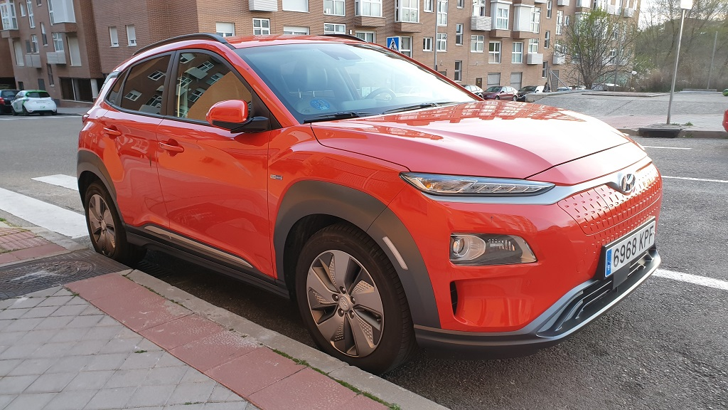 Hyundai Kona EV, cerca 56