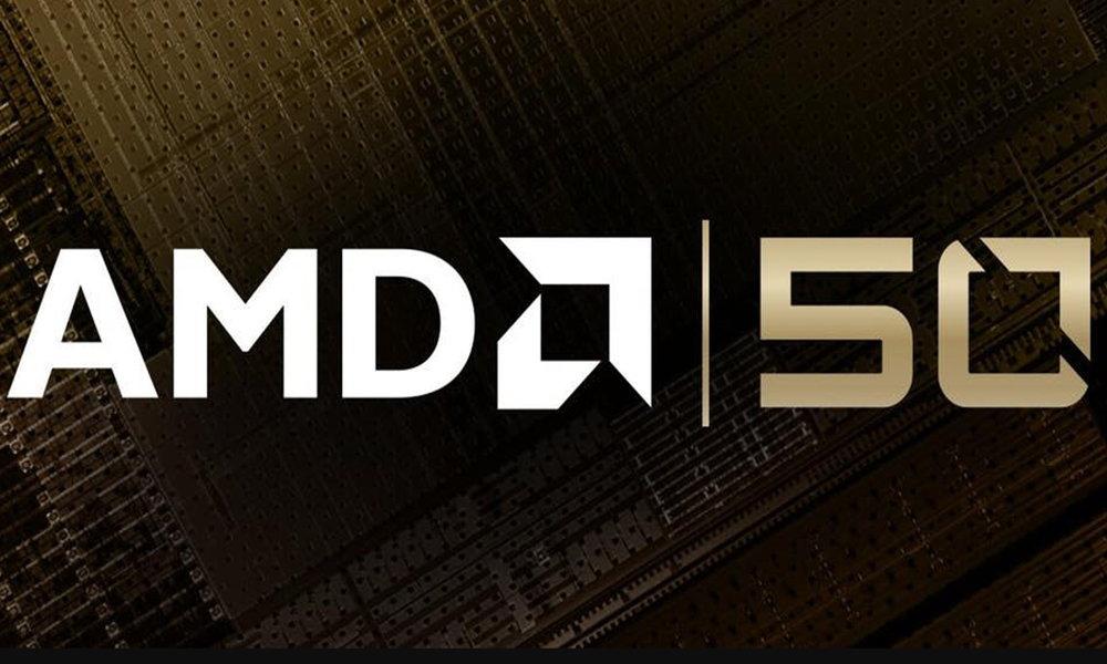 50 aniversario de AMD