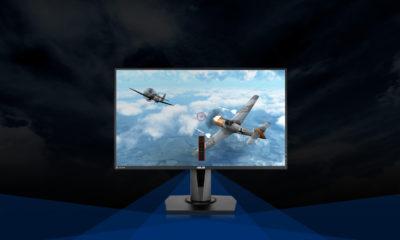 ASUS Monitores G-Sync VG278QR VG258QR VG248QG