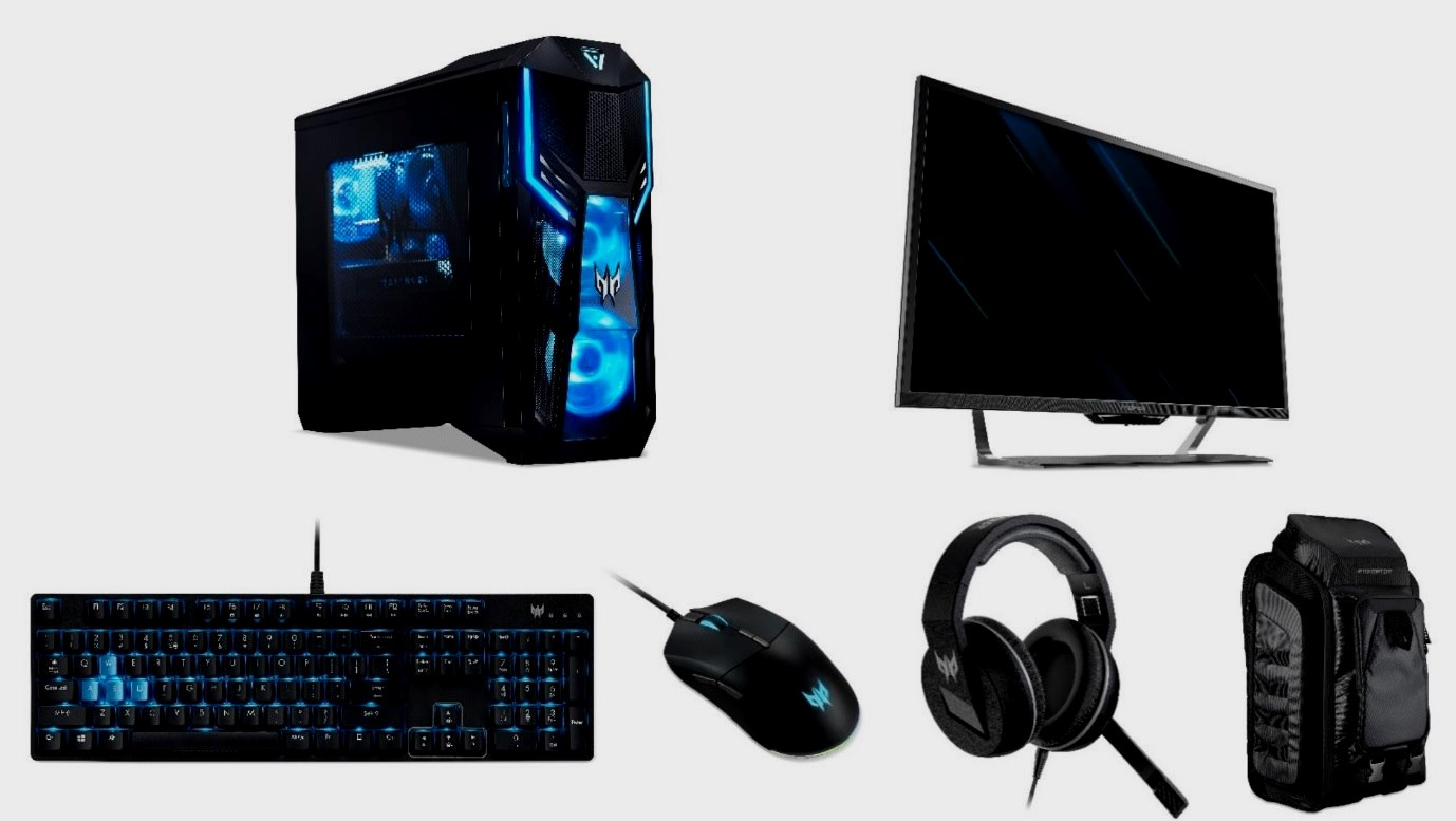 Acer refuerza su catálogo de equipos gaming con los Predator Orion 5000 y Acer Nitro 7 y Nitro 5 43